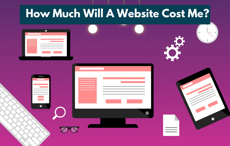 How Much Will A Website Cost Me at Flashlight Marketing
